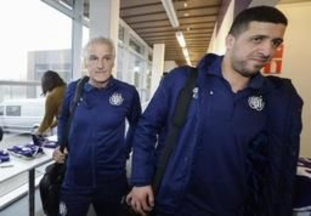 Karim Belhocine neemt over bij Anderlecht