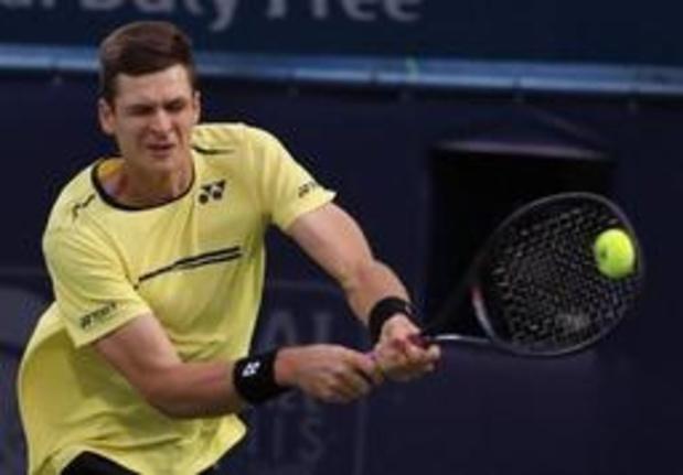 ATP Winston-Salem - Hubert Hurkacz offre à la Pologne sa première victoire depuis 1982