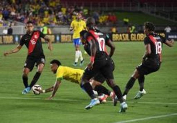 Battu par le Pérou, le Brésil perd son 1er match depuis le Mondial 2018