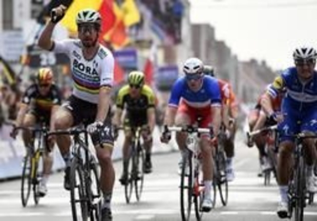 Gand-Wevelgem - Peter Sagan à la recherche d'une 4e victoire record