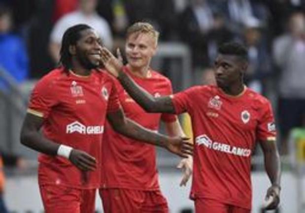 Jupiler Pro League - Antwerp wint op een drafje in Eupen