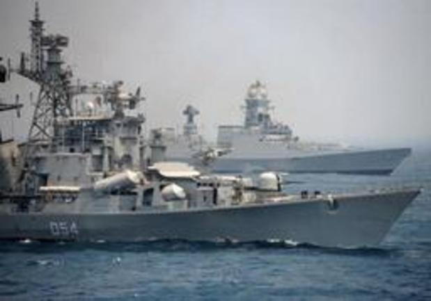 Tensions dans le Golfe - Des navires de guerre indiens envoyés dans le Golfe