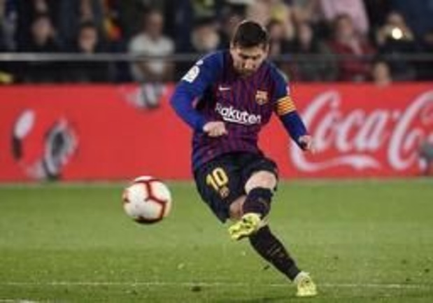 """Primera Division - Sur le point de sombrer à Villarreal, le FC Barcelone effectue une nouvelle """"remontada"""""""