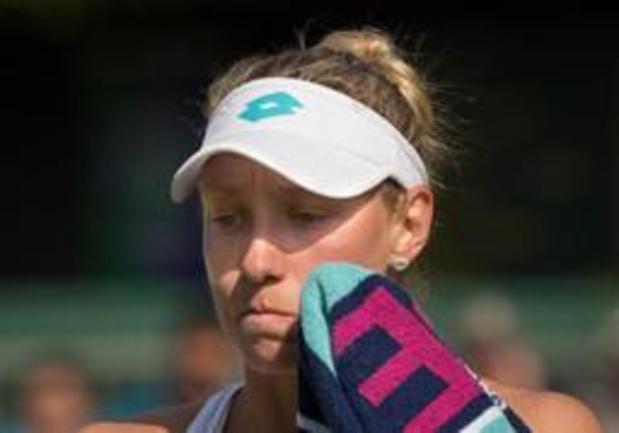 ITF Landisville - Yanina Wickmayer in kwartfinales uitgeschakeld