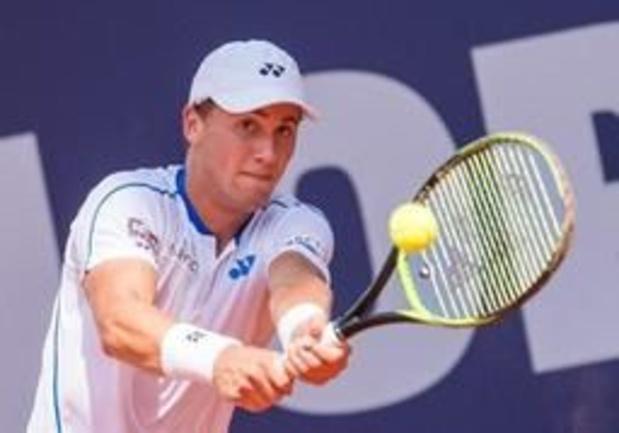 ATP Houston - Casper Ruud en Christian Garin spelen finale