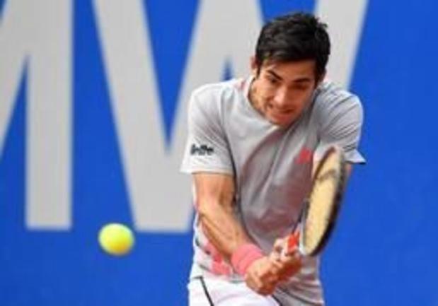 ATP Munich - Garin confirme ses belles dispositions sur terre en s'adjugeant le tournoi de Munich