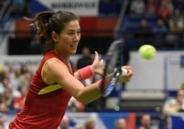 Fed Cup: l'Espagne en Belgique avec Muguruza et Suarez Navarro