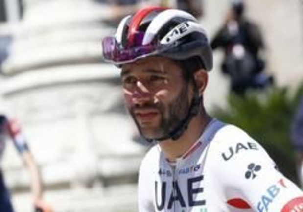 Abandons du vainqueur d'étape Fernando Gaviria et de Laurens De Plus au Giro