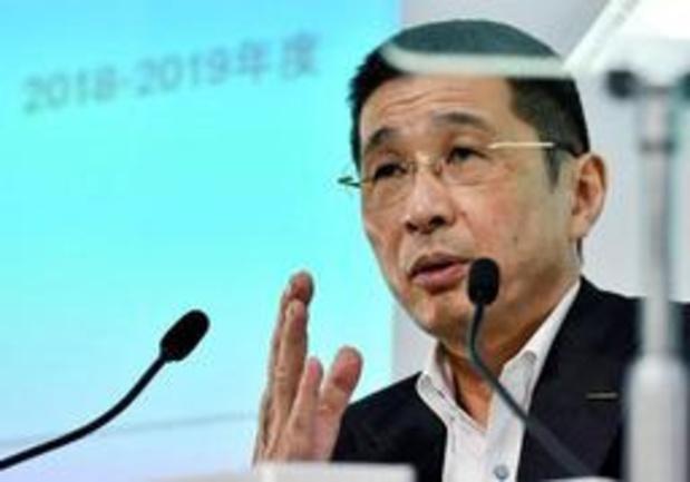 Nissan-topman geeft fraude winstuitkering toe