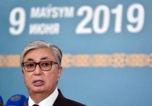 Presidentsverkiezingen Kazachstan - Tokajev wordt president met 70 procent van stemmen