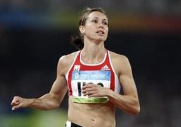Belgisch record dat Rani Rosius van Gevaert afsnoepte afgekeurd door technisch probleem