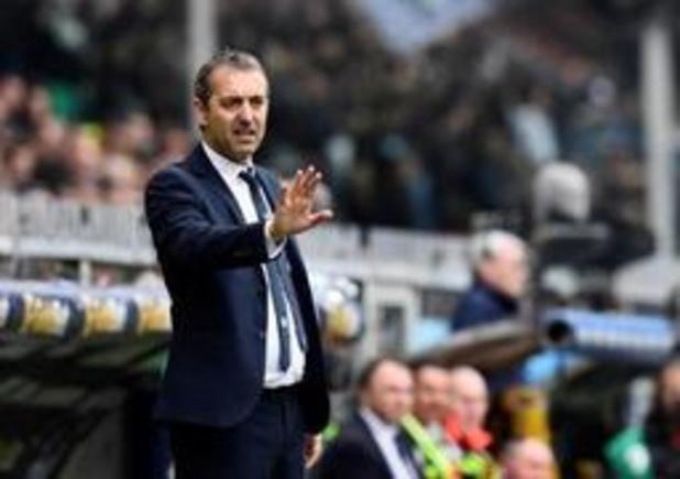 Marco Giampaolo nouveau coach de l'AC Milan