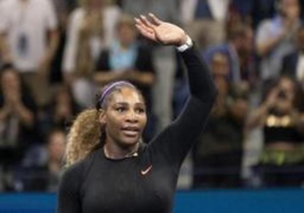 Serena Williams affrontera la prodige Andreescu pour un 24e titre du Grand Chelem