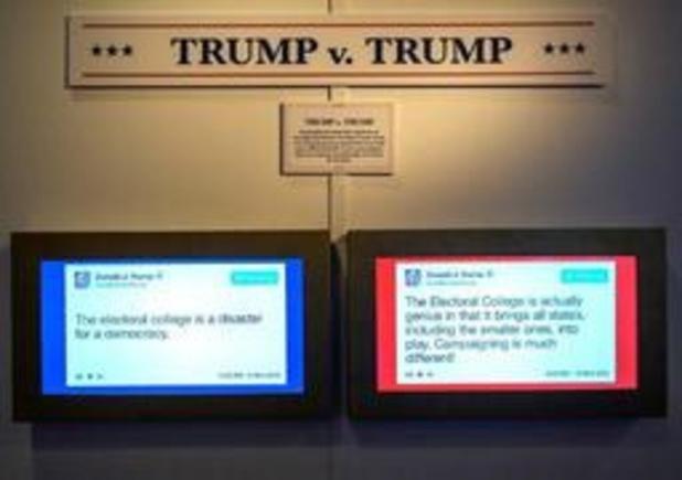 """Un """"sommet"""" à la Maison Blanche pour dénoncer la malhonnêteté des réseaux sociaux"""
