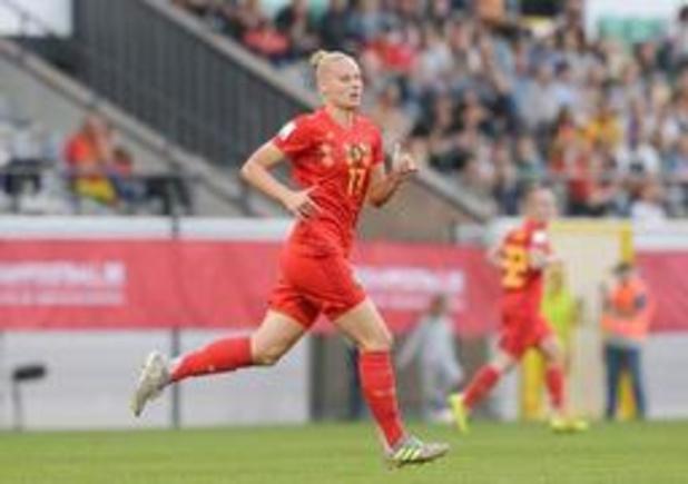 Red Flames - België doet vertrouwen op met draw in oefeninterland tegen Engeland