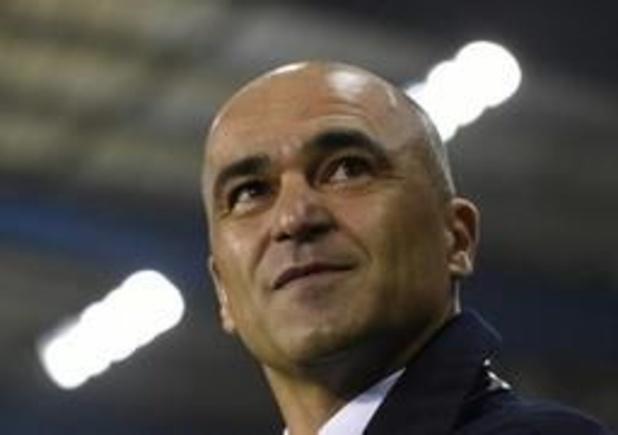 Roberto Martinez: 'Jonge voetballers moeten zo lang mogelijk in België blijven spelen'