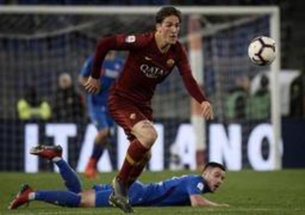 Serie A - Nicolò Zaniolo prolonge jusqu'en 2024 avec la Roma