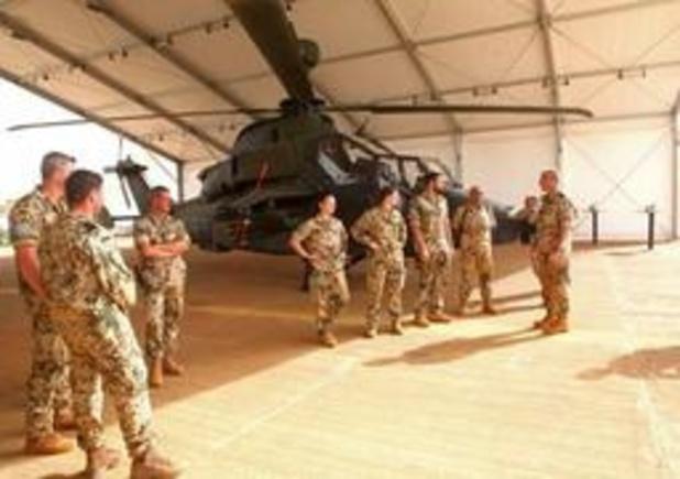 VS willen Duitse grondtroepen in Syrië