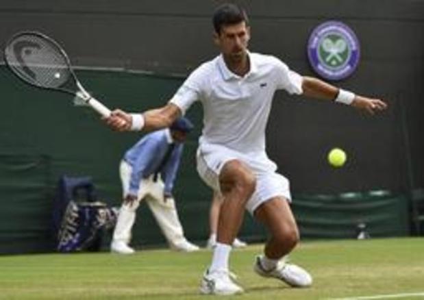 Djokovic wacht Goffin op in kwartfinales