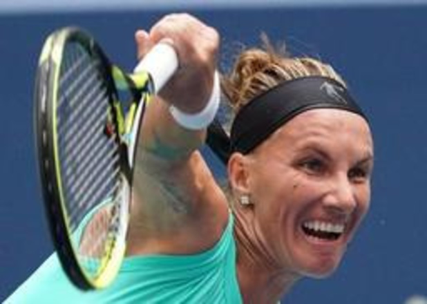 WTA Cincinnati - Svetlana Kuznetsova, en finale, prive Ashleigh Barty d'un retour comme N.1 mondiale