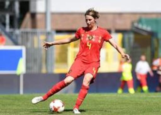 Red Flames - La Belgique résiste face à l'Angleterre en préparation