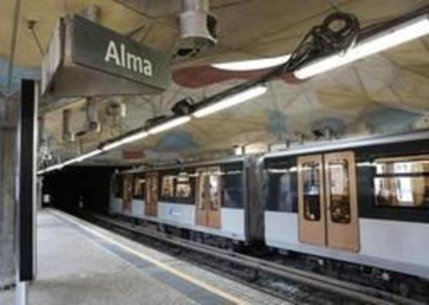 Le métro plombe le budget bruxellois