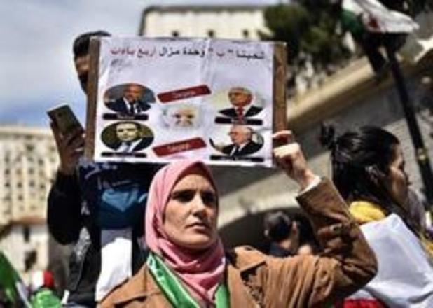 Algerije stelt presidentsverkiezingen uit bij gebrek aan geldige kandidaturen