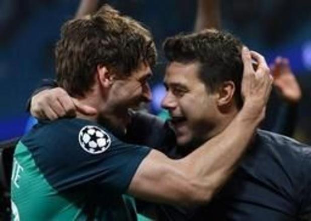 """""""Mijn spelers zijn helden"""", zegt Pochettino na kwalificatie tegen City"""