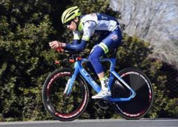 Bart De Clercq pendra son vélo au clou en fin de saison