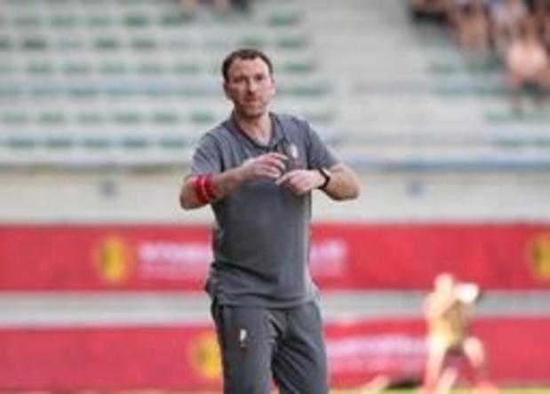 Belgische Leeuw - Hamide Lamara (Standard Fémina) troeft Karim Belhocine af als Trainer van het Jaar