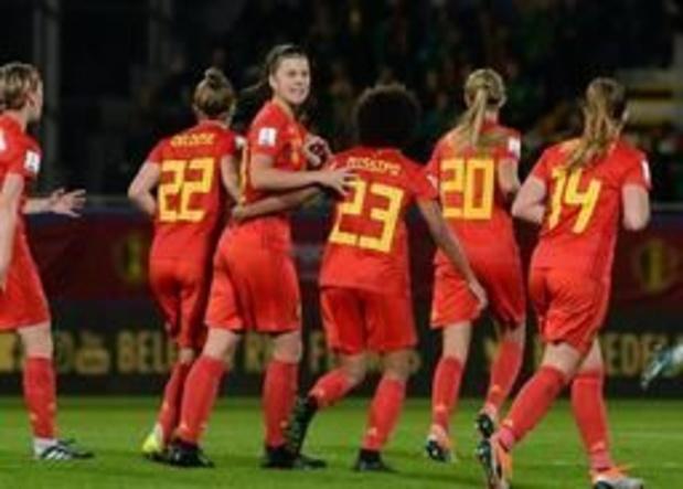 Belgische voetbalvrouwen bereiken met 20e plaats hoogste FIFA-ranking ooit