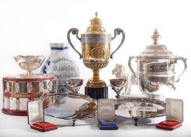 Spullen van tennislegende Boris Becker geveild voor schuldeisers