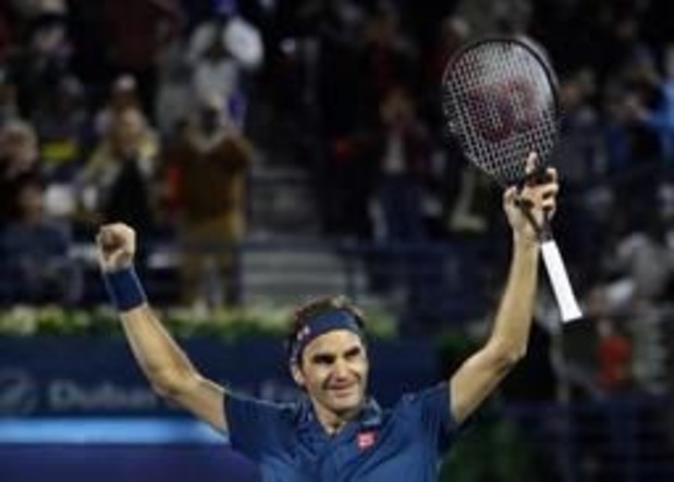 ATP Miami - Roger Federer s'offre un 101e titre