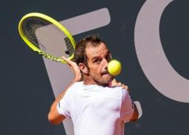 """ATP Cincinnati - """"Goffin est un grand joueur. Mais je n'aurai rien à perdre"""", estime Gasquet"""