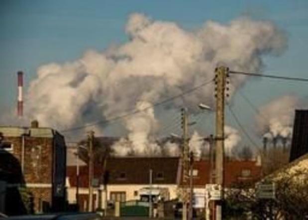 Plus forte hausse des émissions de CO2 dans le monde depuis 7 ans