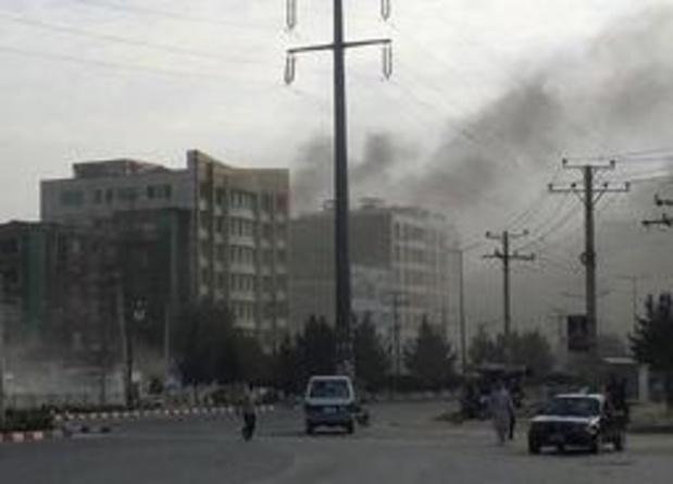 Zeker twintig doden bij aanval op kantoren running mate Afghaanse president