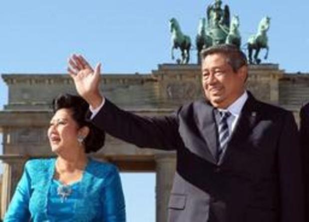 Voormalige first lady van Indonesië overleden in Singapore
