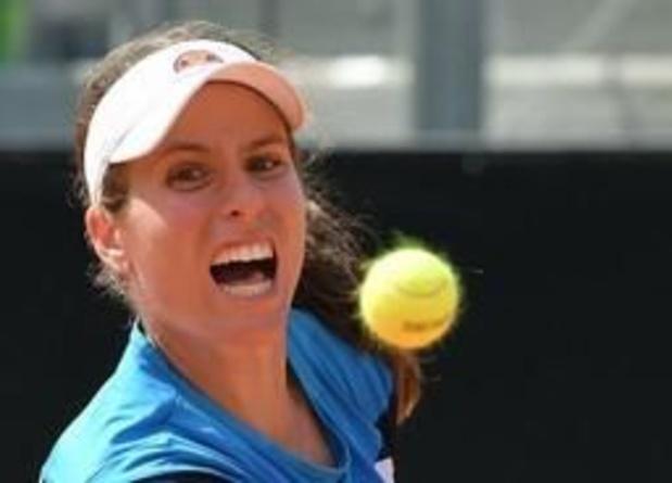 WTA Rome - La Britannique Johanna Konta et la Tchèque Pliskova en finale à Rome