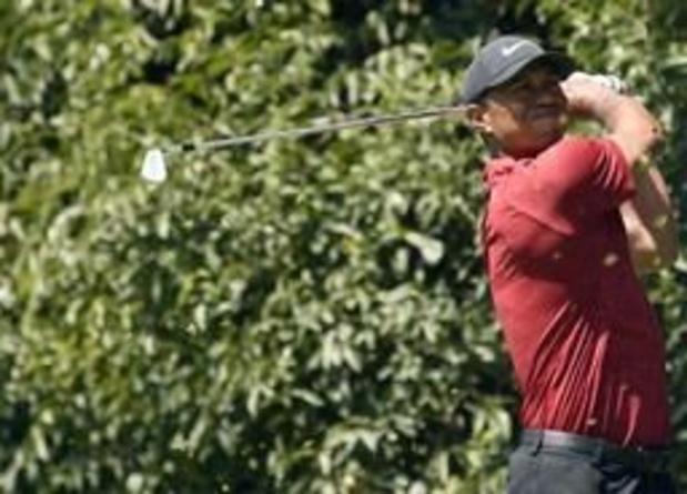 The Masters golf - Woods knoopt eindelijk weer aan met zege