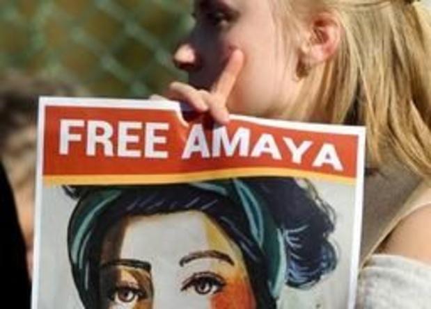 Crise politique au Nicaragua - Le jugement de la Belgo-Nicaraguayenne Amaya Coppens à nouveau reporté