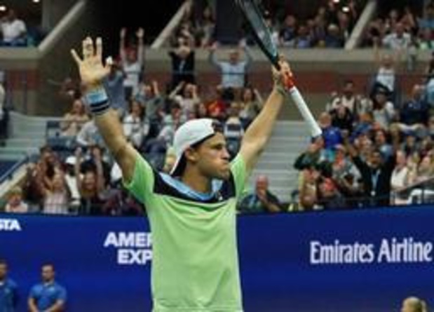 US Open - Diego Schwartzman bat Alexander Zverev et file en quarts