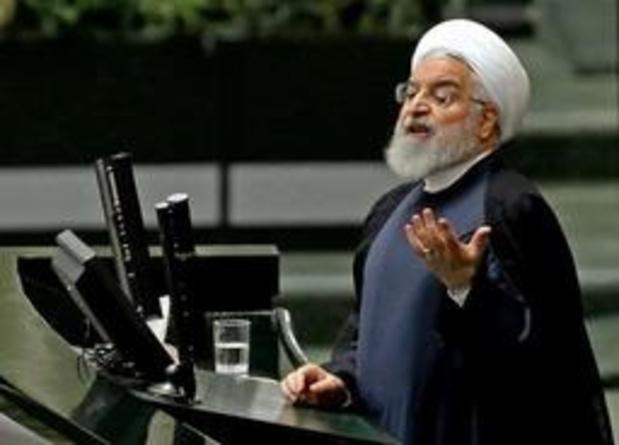 Iraanse president sluit bilaterale gesprekken met Trump uit
