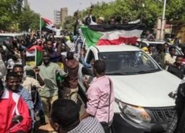Alle politieke gevangenen worden vrijgelaten in Soedan