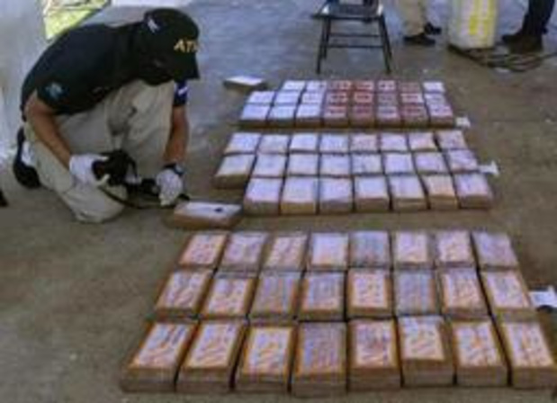 Colombie: la production de cocaïne en hausse de 5,9% en 2018