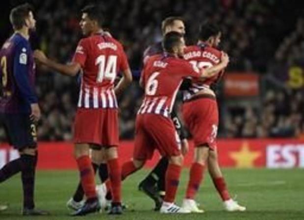 Diego Costa acht wedstrijden aan de kant
