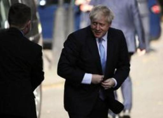 """Les termes de l'accord de divorce avec l'UE sont """"inacceptables"""""""