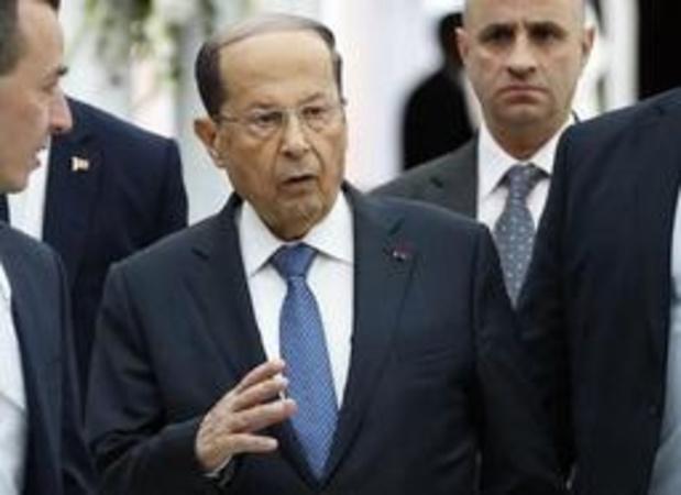 """""""Drones op Beiroet zijn oorlogsverklaring van Israël"""""""