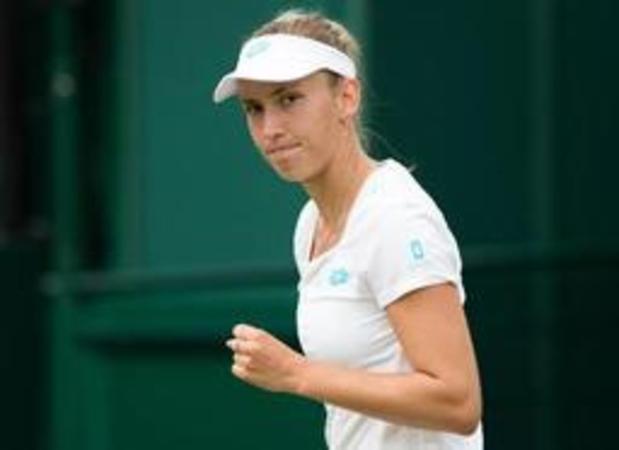 Wimbledon: Elise Mertens en quarts de finale du double dames