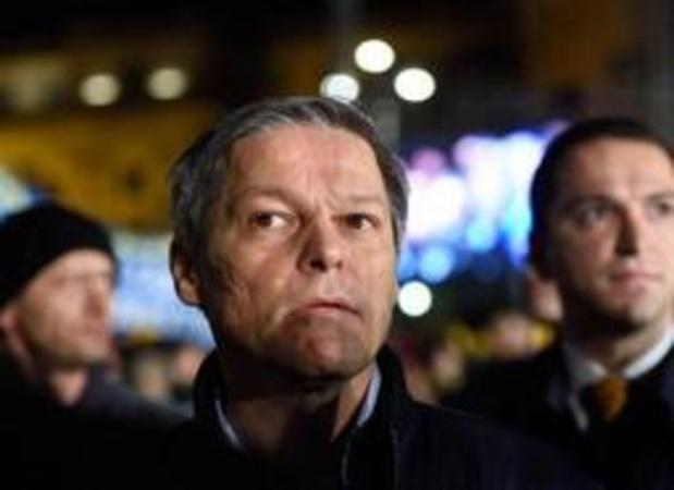 Voormalig Roemeens premier Dacian Ciolos kandidaat om Verhofstadt op te volgen