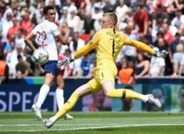 Engeland verslaat Zwitserland na penaltyreeks en pakt brons